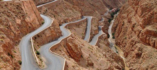 Dades Gorges and Kelaa MGouna