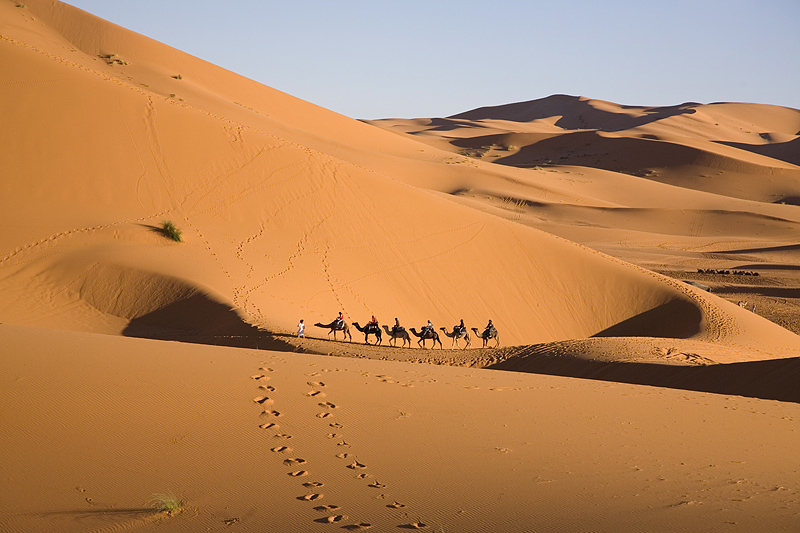Dunes of Merzouga tour
