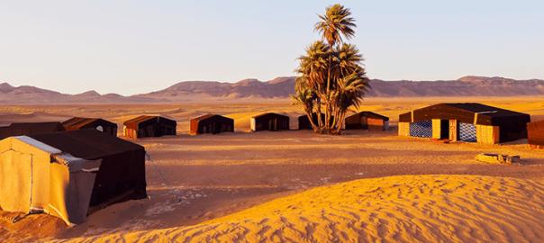 Desert Safari to Morocco