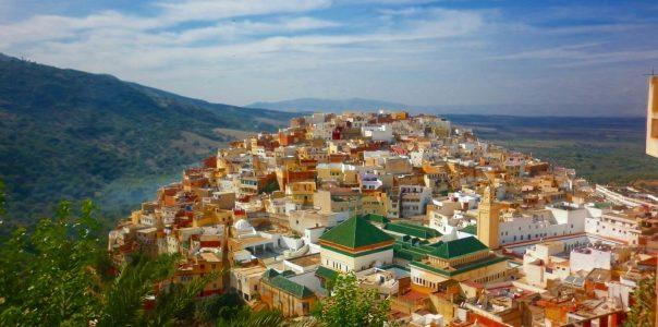 Morocco city Meknes