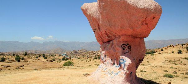 Agadir to Tafraoute tour